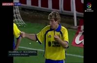 گل برتر مارتین پالرمو در لالیگا