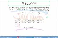 جلسه 88 فیزیک دهم - فشار در شارهها 20 و تست تجربی خ 96 - مدرس محمد پوررضا