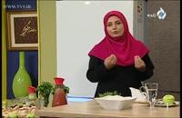 خانم بخشی آموزش طرز تهیه شربت سکنجبین
