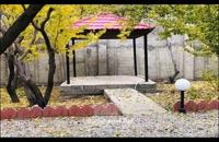 این باغ ویلا با 1250 متر مساحت واقع شده در اسفندآباد ملارد
