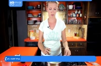 آموزش آشپزی - پودینگ موز
