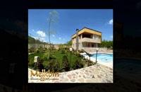 4100 متر باغ ویلای مشجر دارای حدودا 400 متر ویلای فاخر در شهریار