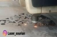 طراحی و ساخت برش لیزر فلزات با ورق و برش cnc09173386445