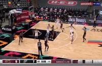 خلاصه بازی بسکتبال سن آنتونیو اسپرز - کلیولند کاوالیرز