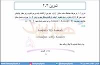 جلسه 141 فیزیک دوازدهم - نوسانگر هماهنگ ساده 4 - مدرس محمد پوررضا