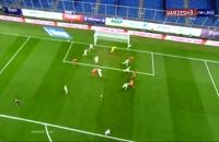 خلاصه بازی روسیه - صربستان در رقابتهای لیگ ملتهای اروپا