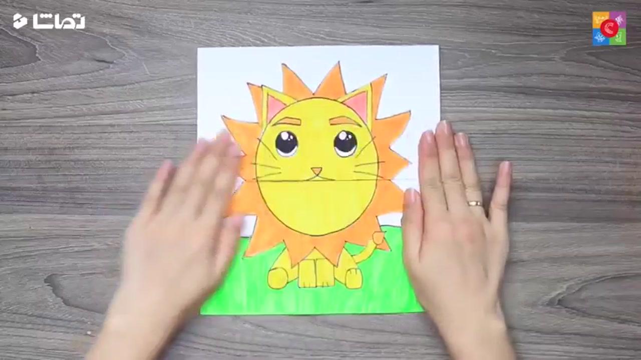 ترفند سرگرم کننده نقاشی حیوانات برای کودکان