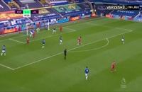 خلاصه بازی فوتبال اورتون 2 - لیورپول 2