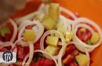 آموزش آشپزی: آموزش سالاد یونانی