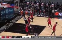 خلاصه بازی بسکتبال سن آنتونیو - پورتلند بلیزرز