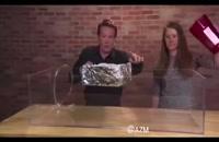 آزمایش شیمی آب نامرئی !