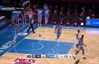 خلاصه بازی بسکتبال بروکلین نتس - اورلندو مجیک