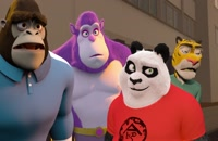 تریلر  انیمیشن پاندا علیه بیگانگان Panda vs Aliens 2021