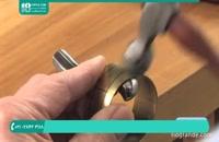 مراحل ساخت النگو طلا با ابزارآلات