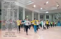 رقص آذری شا شاد توسط کودکان آیلان