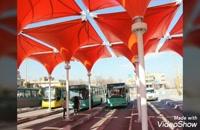 حقانی 09380039391_ساخت جدیدترین سقف بازشو رستوران_زیباترین سقف برقی کافه رستوان