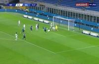 خلاصه بازی فوتبال اینتر 3 - بولونیا 1