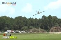 بهترین هواپیماهای مدل در ایستگاه پرواز/هواپیمای  کنترلی Super Ez 1220mm