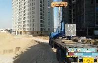 ویدئو ساخت و ساز در منطقه 22 | پروژه امپریال ترنج 2