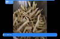 آموزش درست کردن ترشی - آموزش درست کردن ترشی بادمجان ایتالیایی