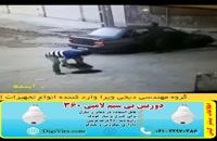 فیلم دوربین مدار بسته سرقت درب های فاضلاب - خرید از دیجی ویرا