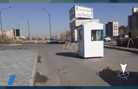 اتوماسیون پارکینگ بیمارستان اکبر