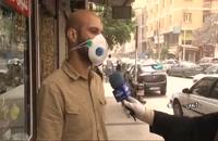 اضافه شدن گرد و غبار به قرنطینه و وضعیت قرمز کرونا در آبادان