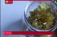 پخت مربا | دستور العمل پخت مربا خانگی ( مربا پوست هندوانه )