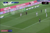 خلاصه مسابقه فوتبال بولونیا 1 - آث میلان 2