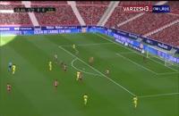 خلاصه بازی فوتبال اتلتیکو مادرید 0 - ویارئال 0