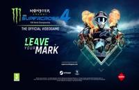 دانلود بازی Monster Energy Supercross – The Official Videogame 4 برای pc