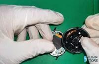 آموزش تعویض باتری ساعت سامسونگ اکتیو 2