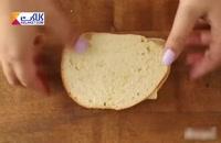 طرز تهیه اسنک سوخاری موزارلا