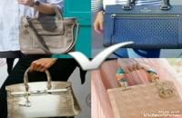 شیوه های صحیح حمل کیف دستی و مکان قرار دادن آن
