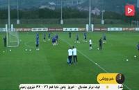 دومین دیدار تیم ملی با هدایت اسکوچیچ برابر بوسنی