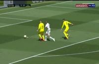 مسابقه خاطره انگیز رئال مادرید 3 - ویارئال 2