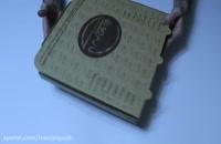 جعبه پیتزا   مدل دومینوز و مشابه شش ضلعی   ایرانیان پک