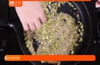 آموزش آشپزی بین المللی - ساندویچ فیله ماهی