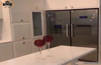 کابینت آشپزخانه طرح انزو