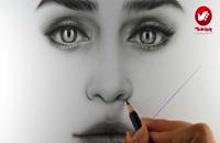 آموزش طراحی چهره تصویرگران پویا اندیش