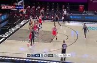 خلاصه بازی بسکتبال بروکلین نتس - واشینگتن ویزاردز