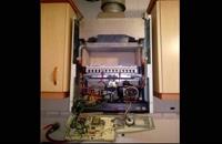 ارور درکولر گازی - توس سرویس
