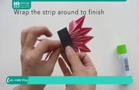 آموزش 0 تا 100 ساخت اوریگامی پاپیون به روشی ساده