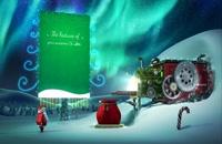 سانتا جادوی کریسمس