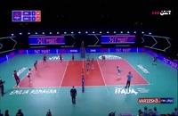 خلاصه بازی والیبال ژاپن 1 - آرژانتین 3