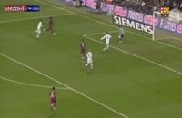 ویدیو خوشحالی پس از گل ستارگان تیم بارسلونا