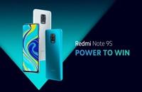 تیزر رسمی گوشی شیائومی نوت 9 اس (Redmi Note 9s)