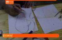 چرم دوزی - آموزش ساخت صندل چرم