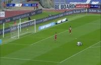خلاصه مسابقه فوتبال لاتزیو 2 - فیورنتینا 1