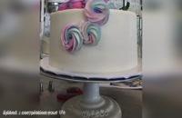لذت آشپزی - کیک -کیک تولد